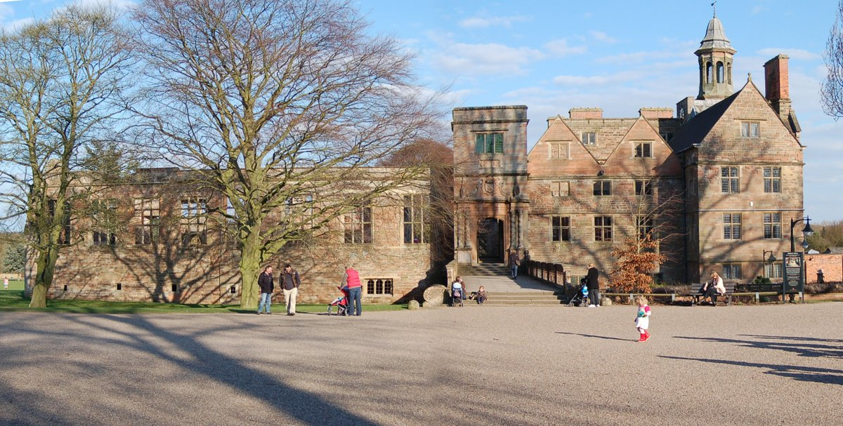 Rufford Abbey Country Park is our nearest attraction and suitable for all the family. Extensive grounds, abbey ruins, lake, mill and water splash are often just a backdrop to the events held here: throughout the year. Check out @Rufford_Abbey #fun #travel