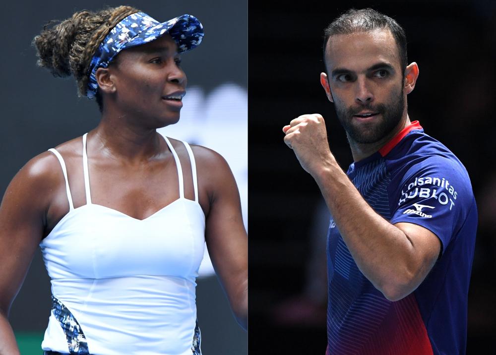 ¡Pareja de lujo! Venus Williams será la compañera de Juan Sebastián Cabal en los mixtos del AUS Open → http://bit.ly/2ulnjx6 #DeportesBLU