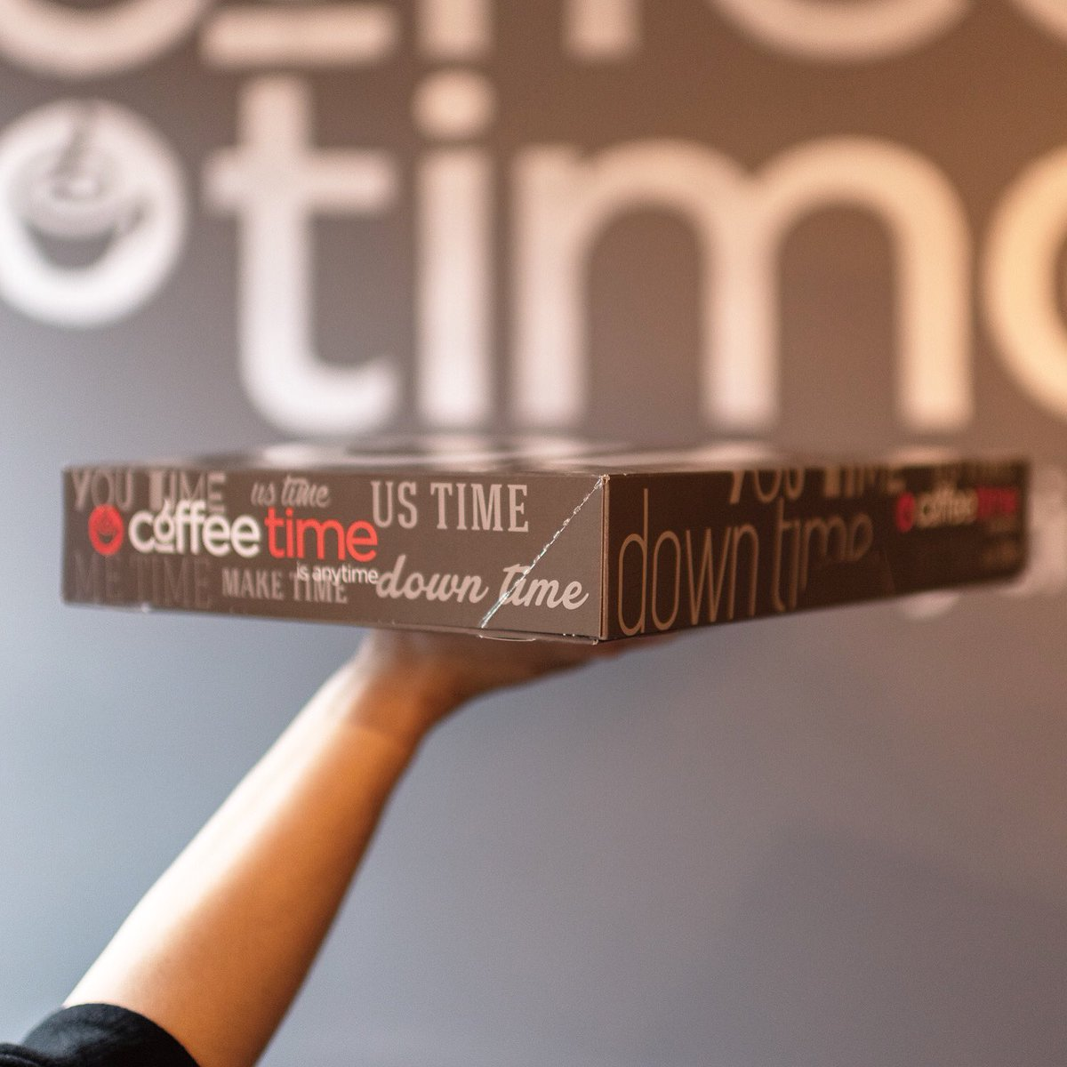 Why raise a glass to #humpday when you can raise a box (of donuts)  #coffeetime #coffeetimeisanytime  #coffee #cappuccino #coffeeaddict #coffeelover #coffeebar #coffeeshop #coffeehouse<br>http://pic.twitter.com/y7bUctsoxq