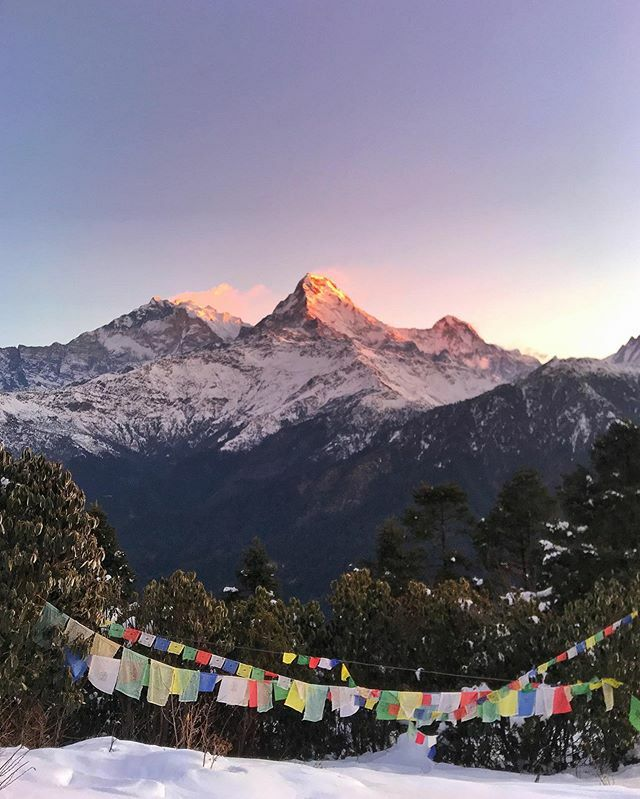 Nothing beats the early morning sunrise 🌄#nepal #visitnepal2020 #ghorepani l#poonhill #sunrise #sunshine #mountains #treknepal https://ift.tt/2uqU5x2