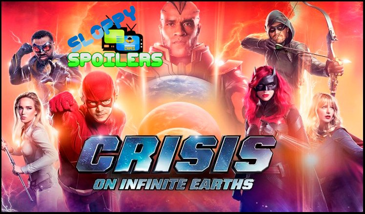 #CW #TheCW  #TV #Podcast #DCComics  #SloppySpoilers @SloppySpoilers  Host #DT2ComicsChat™  Guest host @NemesisFC2   #CrisisOnInfiniteEarths We talk about all five chapters! (Bluntly)  @DCComics  @TheCW @UndercoverCapes #UCPN  LISTEN NOW:  http://ow.ly/H03S50y0uLT pic.twitter.com/SEJk8b3ybk