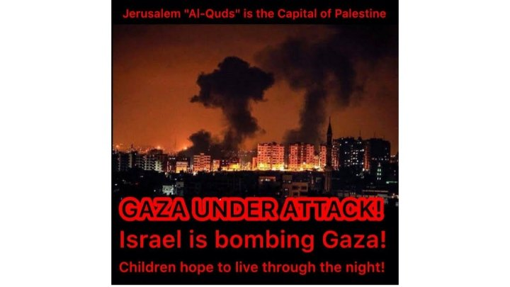 Gaza again under attack Please remember them in your prayers!!!  May Allah help Muslim Ummah #Gaza<br>http://pic.twitter.com/BE9sGc2NSY