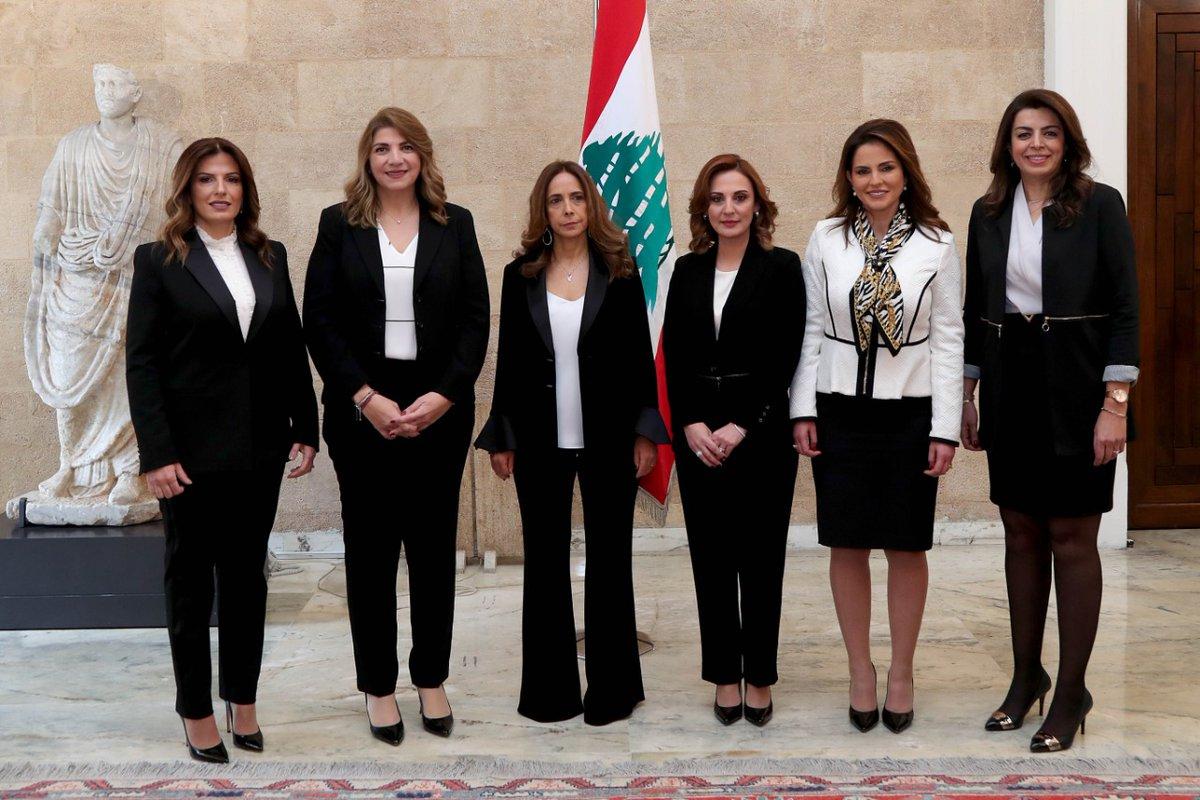 Новое правительство Ливана