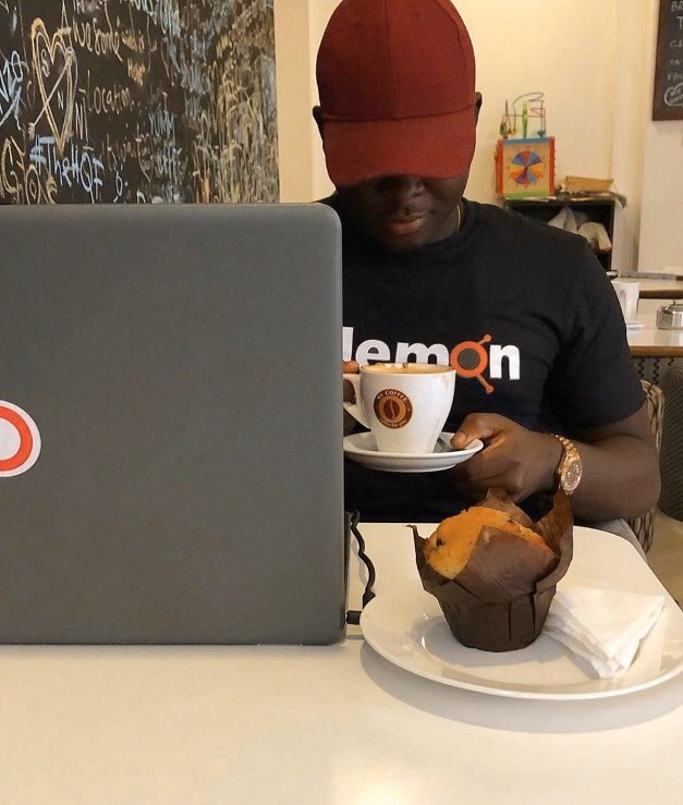 You with your laptop, cup of coffee from MY COFFEE, fresh blueberry muffin in a cool coffee shop.  Put all together to show that your style of life is sophisticated indeed#coffee #lagos #coffeeshop <br>http://pic.twitter.com/a5oiZUWn0j