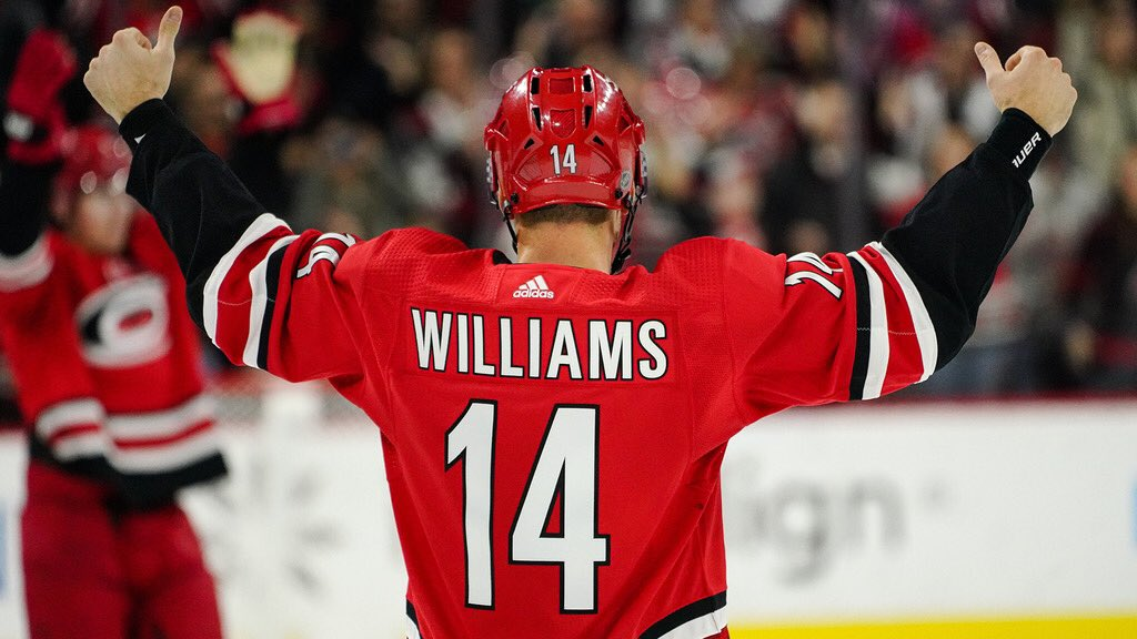 Williams' Return — Two Thumbs Up