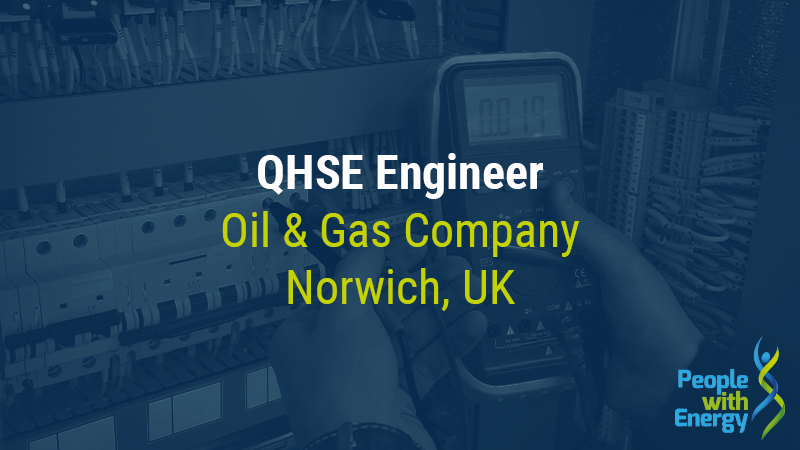 We are recruiting for an experienced QHSE Engineer with experience in a fabrication, inspection & welding environment.   QHSE Engineer  £35-38,000  Norwich, UK  Apply Online: https://www.peoplewithenergy.co.uk/job-search/qhse-engineer-norwich-12536…  #QHSE #EngineeringJobs #NorwichJobs #Norwich  #jobsearch #recruitmentpic.twitter.com/gPypsxZBWt