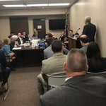 Image for the Tweet beginning: Testified today on HB1070 This