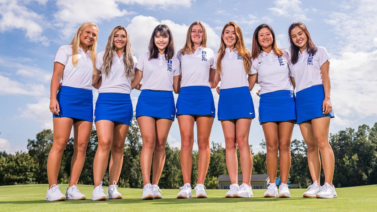 The @theACC Tournament is only 3️⃣ months away!!!  🗞 |   #GoDuke 🔵😈⛳️