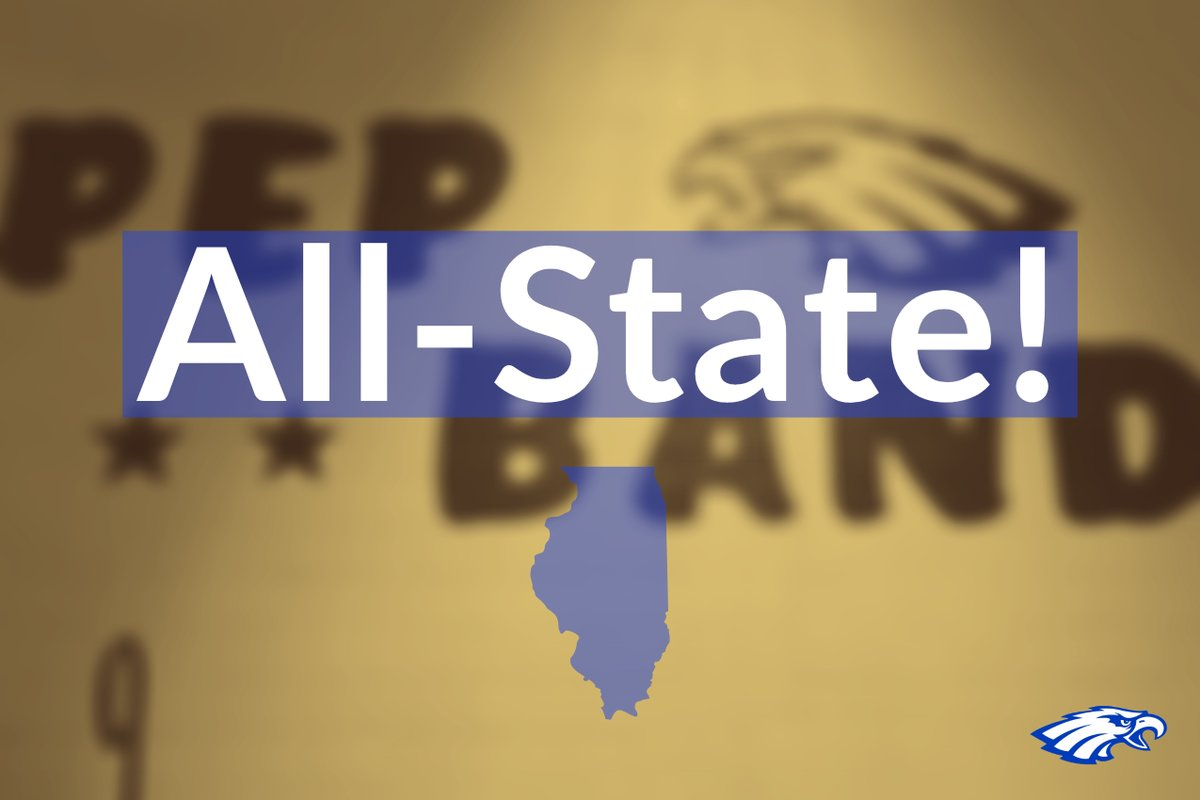 The amazing CHS Pep Band has been selected as an IHSA All-State Pep Band for 2020!  The Eagle Pep Band will be performing at the IHSA Girls Basketball State Finals at Redbird Arena at Illinois State University on Saturday, February 29. Great job, Eagle Band!  #4columbiaeagles<br>http://pic.twitter.com/NHLUoDEenq