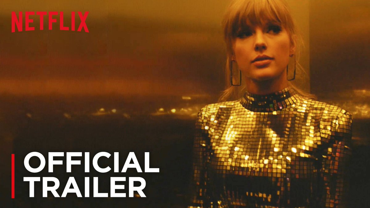 Miss Americana - Official Trailer · It's been a long time coming  Out in select theaters and on @NetflixFilm January 31 https://taylorswift.lnk.to/MissAmericana pic.twitter.com/lGp1mDvBJI