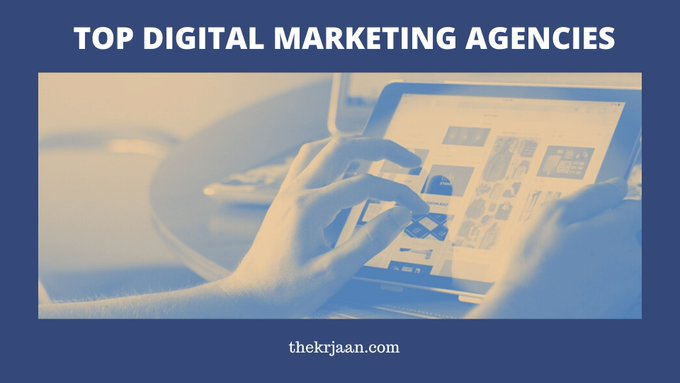 Top Digital Marketing Agencies In The World