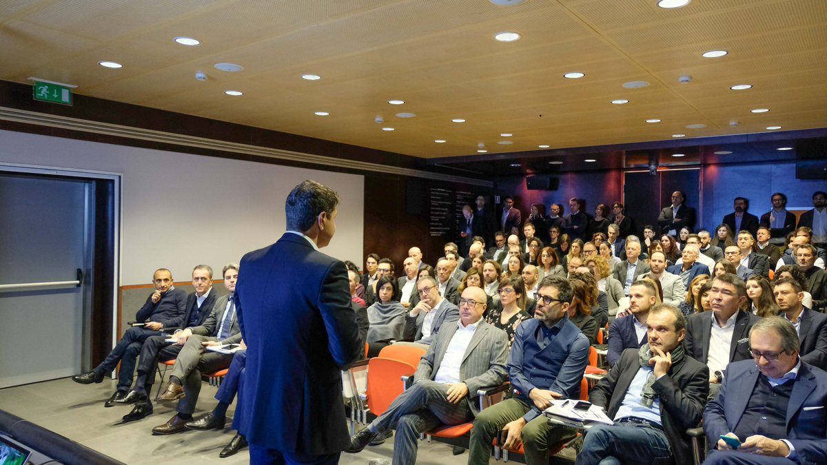 EMEA SALES & MKTG Kick Off 2020 Today at our HQ in Fabriano we had the opportunity to discuss together with the representatives of our foreign countries, sharing brilliant ideas on product, market, brand and much more.  Great team! #ElicaPeople https://t.co/O7lDB0FPLp
