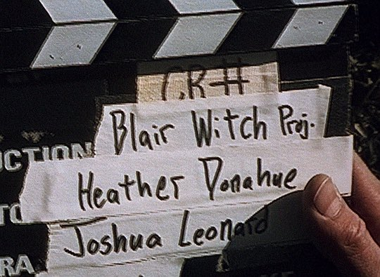 𖤐The Blair Witch Project // (1999)