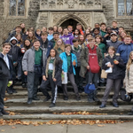 Image for the Tweet beginning: Grade 10 students from @NotreDameHCDSB