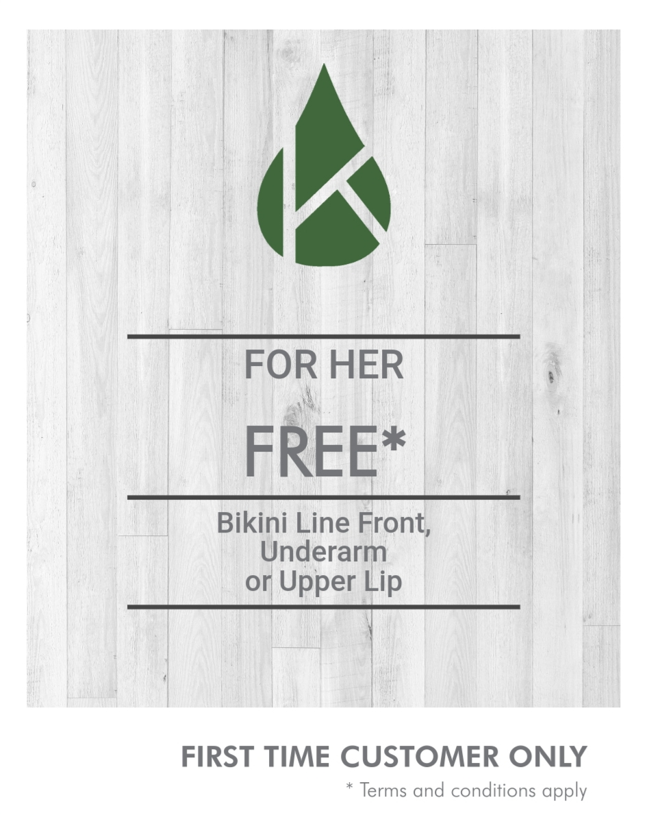 Free bikini line front, underarm, or upper lip wax! First time customers only 💚@unikwaxstudios (Jersey City) is a Farmers Market and Street Fair sponsor.#jerseycity #waxing 📷: @unikwaxstudios (Jersey City)