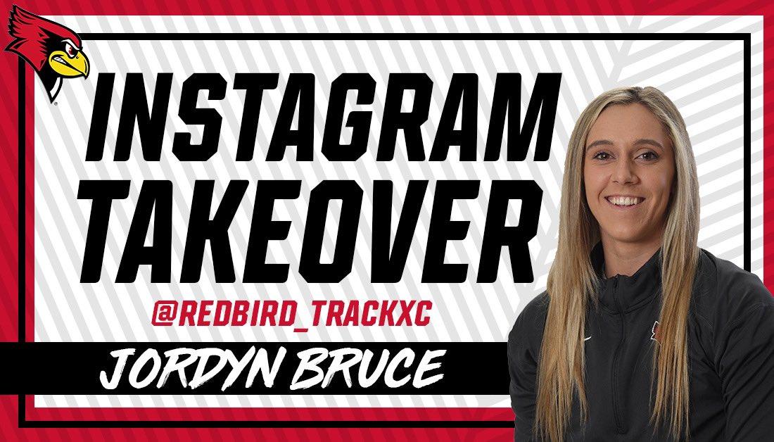 Senior Jordyn Bruce is taking over the Instagram! Follow along as the multi event group heads to UNI for the Jack Jennett Open!  #BackTheBirds   #redbirdTF<br>http://pic.twitter.com/KAncYvZNZj