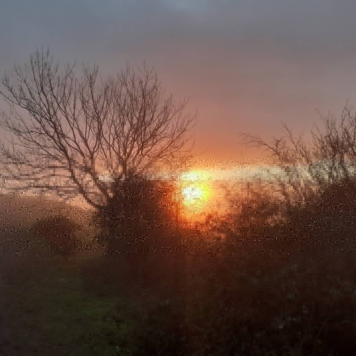 Scout Scar  #nofilter #sunset #Kendal #Cumbria #notjustlakespic.twitter.com/6OWKomU5Am