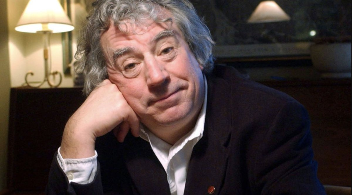 Thank you for all of it Terry Jones... Someone said on here that mortality is a proper bastard. I couldn't agree more. RIP.
