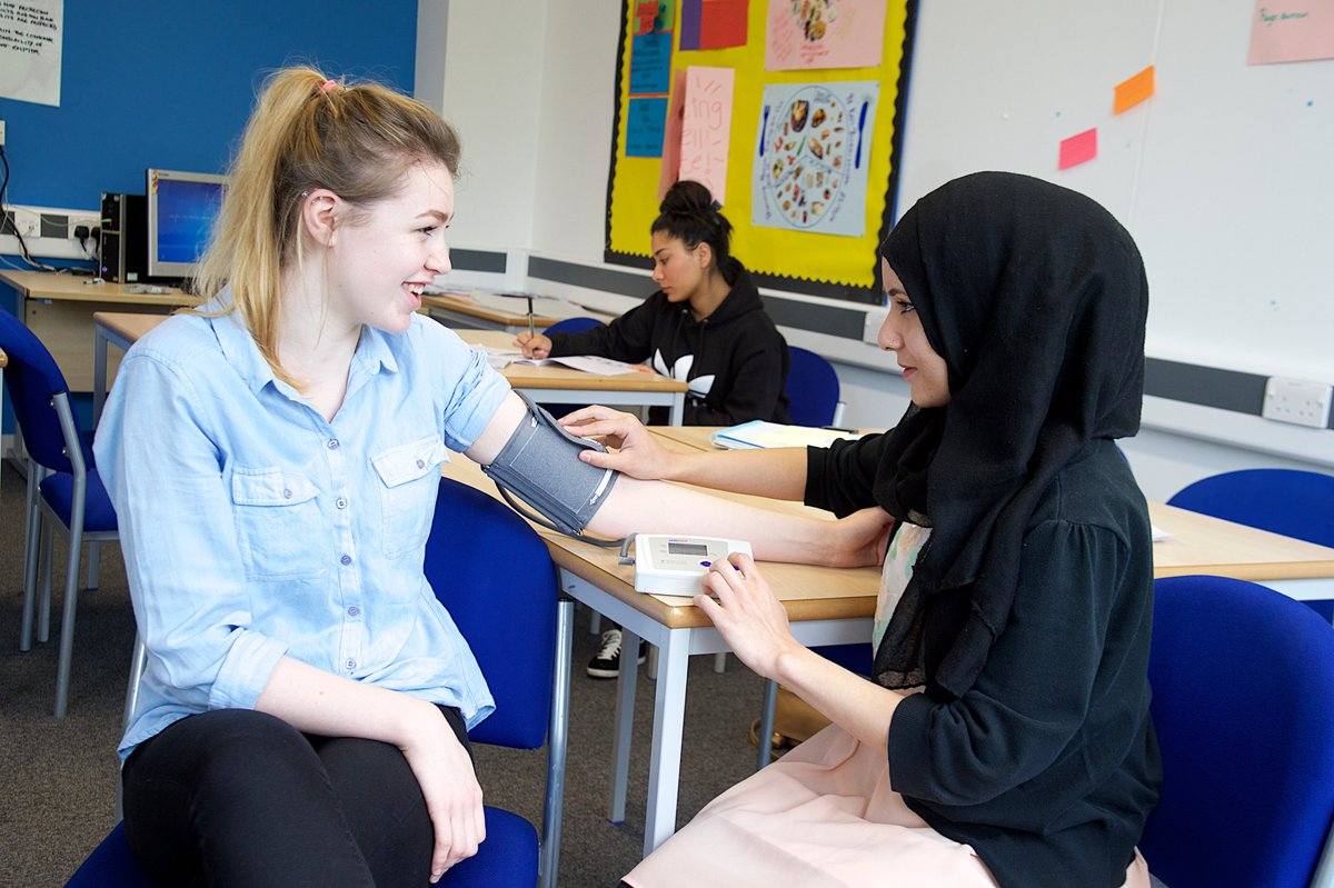 3 DAYS TO #OCOPENDAY | Our Caring Professions courses offer career links to the education sector and NHS. Drop-in on Saturday (10am-1pm) to find out more and take the first steps to your #2020Vision FREE taster sessions, tours + refreshments Register: bit.ly/3adTYF9