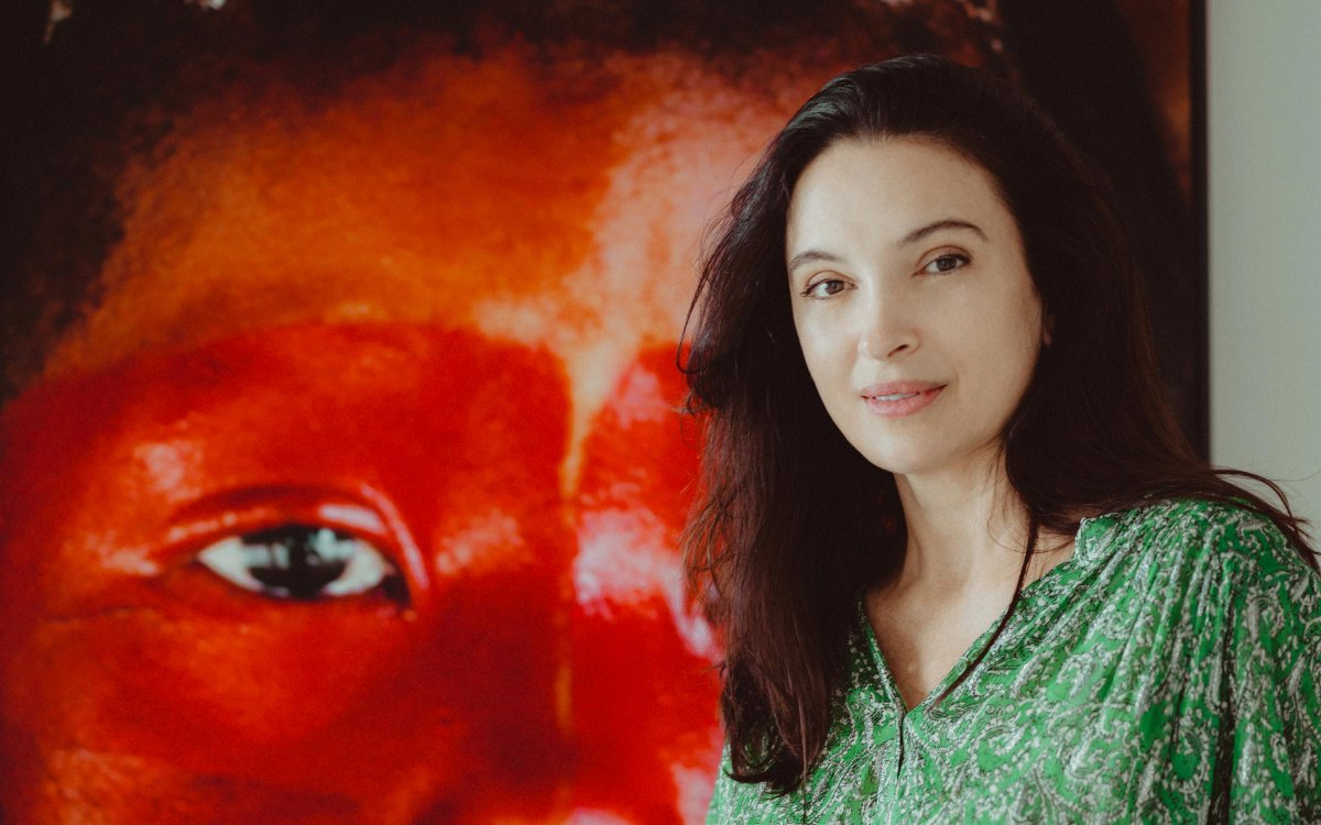 🇧🇷 Meet Clarice Oliveira Tavares, the Brazilian art collector championing some of Latin America's most radical voices: bit.ly/38Z2KXa