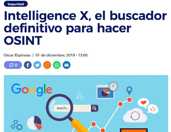 intelligencex hashtag on Twitter