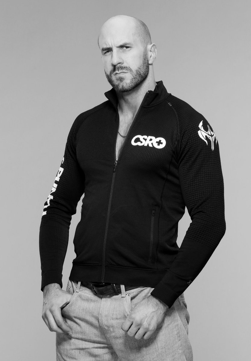 Replying to @WWECesaro: Dawnbringer CSRO