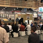 """Join the NAHB green team for a live streamed session from the #IBS2020  High Performance Building Zone, """"High Performance Product Trends Happy Hour."""" Watch live on the @NAHB_Green channel beginning at 3:30 p.m. pacific time."""