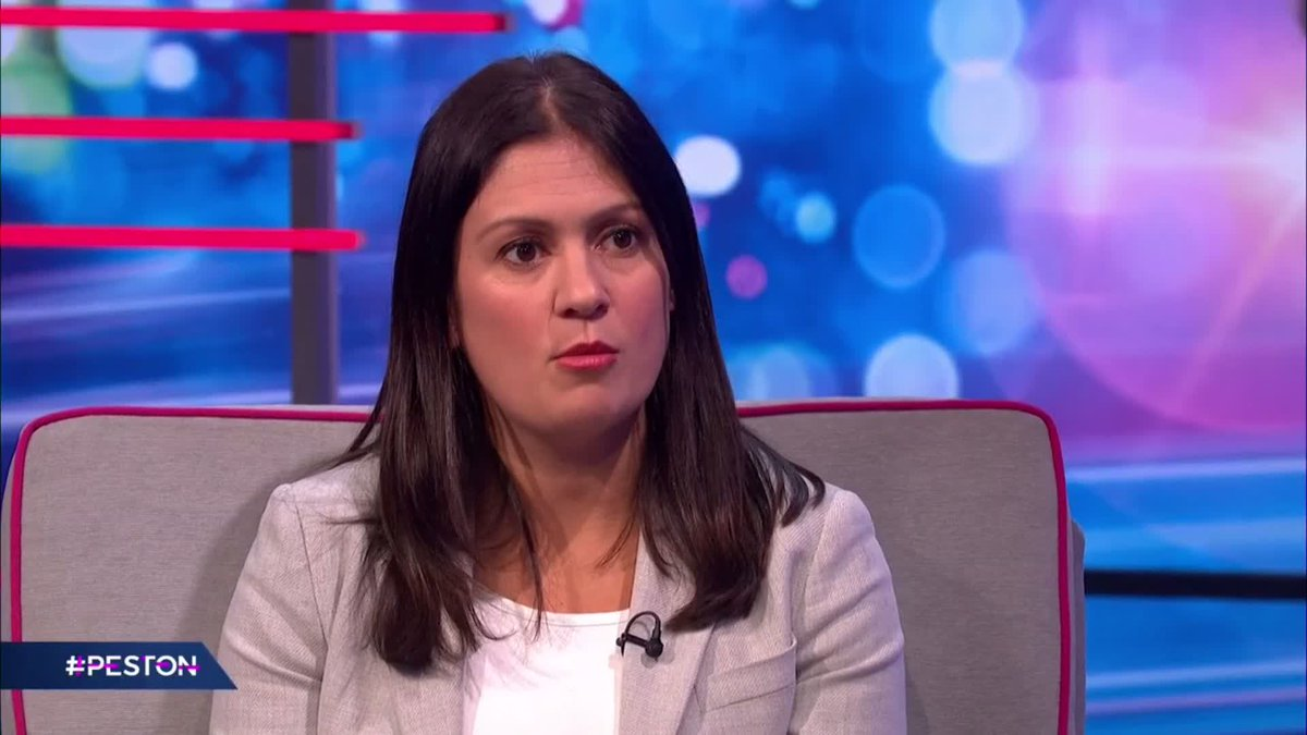 .@lisanandy says there is much to learn from Tony Blair but the Party should stop focusing on personalities and start building broad teams. #Peston