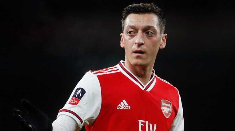 According to reports, Mesut Ozil could join D.C. United in 2021: soc.cr/lbOo50y2hpA