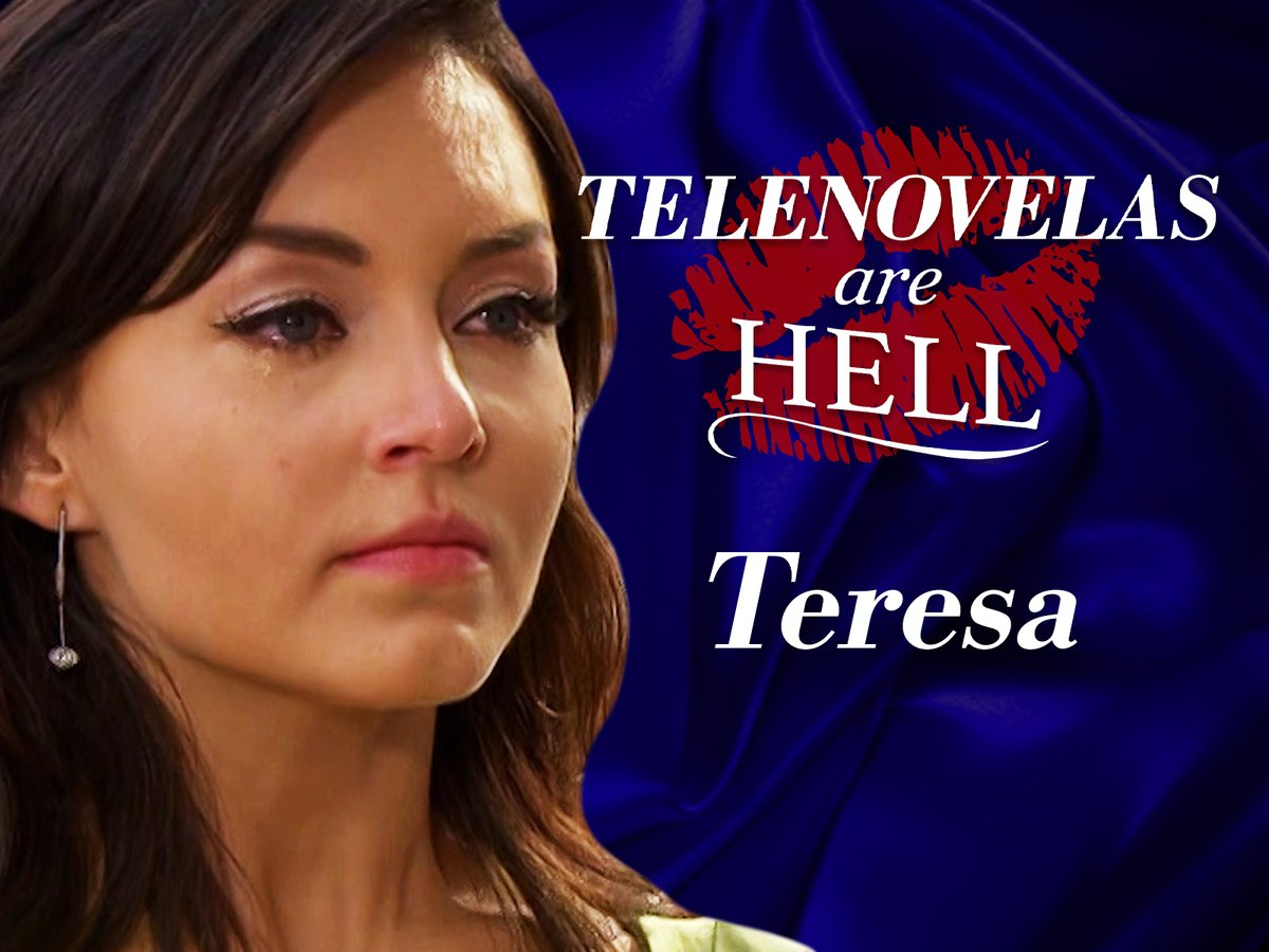 Teresa needs some serious therapy