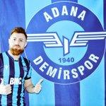 Image for the Tweet beginning: Adana Demirspor, Balıkesirspor'dan ayrılan Okan
