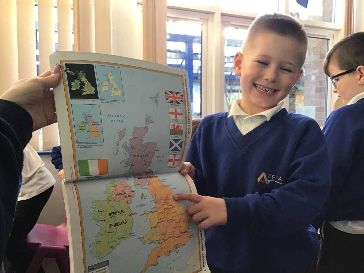 Look Miss Ashworth, Ive found Hull! Well done Marcel! @EstcourtPrimary #EPAGeography
