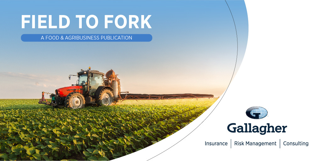 Read about the major challenges and opportunities facing the Food & Agriculture industry as we enter a new decade in winter edition of Field to Fork bit.ly/2GaR9qS