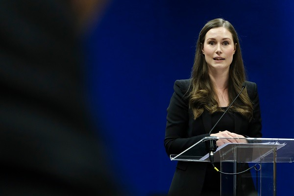 At 34, Sanna Marin became the Prime Minister of Finland and the youngest government leader in the world. Australia should take note and stop referring to young people as the leaders of tomorrow, writes @ashstreeterrrrr
