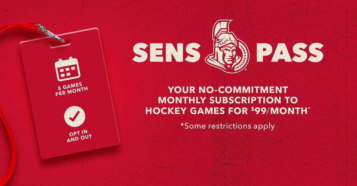 Ottawa Senators @Senators