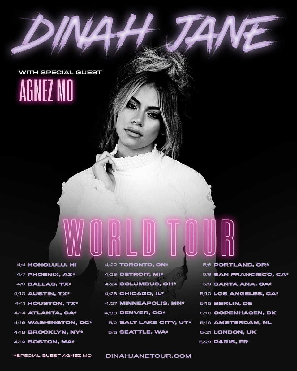 RT biblewords3: RT MikeGNitevision: dinahjane97 with special guest agnezmo  GO TIME 🔥 🔥 🔥 🔥 #UTAMusic
