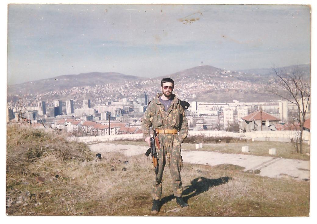 Военные фото в югославии