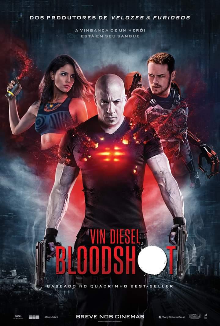 A vingança de um herói está em seu sangue. Confira o novo pôster de #Bloodshot  com #VinDiesel, 12 de março nos cinemas.  #nerdaogeek #OsÓrfãos #BoraCurtir #vaaocinema #cinema #filmes #cinéfilo #nerd #geek #instafilmes #instacinema #instaseries #series #seriado #maratonandopic.twitter.com/bkTjDcLXhu