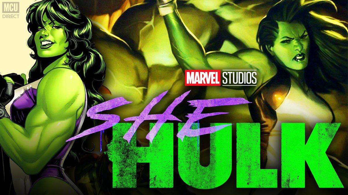 RUMOR: The #SheHulk @disneyplus series is reportedly set to begin production this July! bit.ly/37epHEt