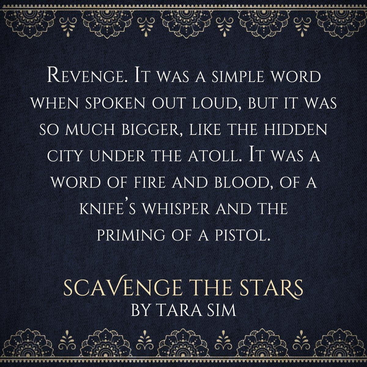 Scavenge The Stars Fanart