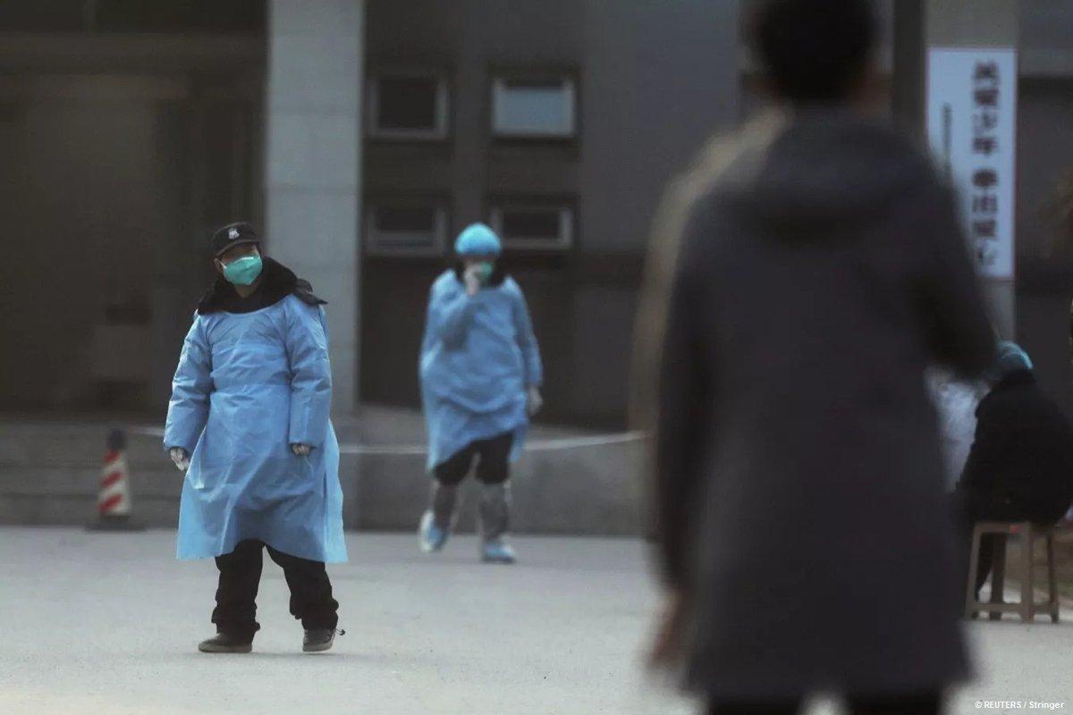 Жителям китайского города Ухани запретили покидать город из-за коронавируса https://ria.ru/20200122/1563757066.html…