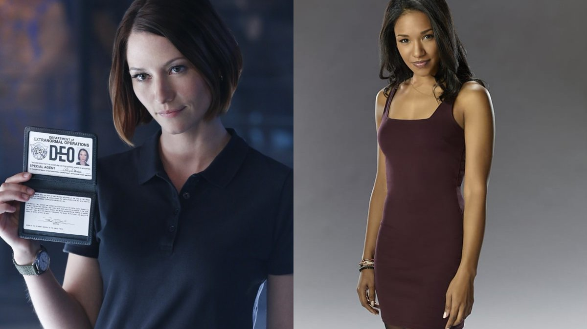 ROUND 1- Best Character From the Arrowverse  (3 hours to vote)  RT FOR Alex Danvers  LIKE FOR Iris West-Allen