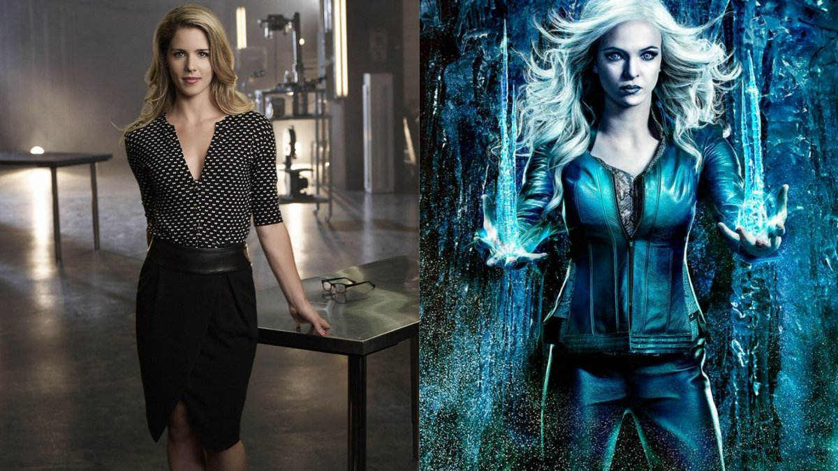 ROUND 1- Best Character From the Arrowverse  (3 hours to vote)  RT FOR Felicity Smoak/Overwatch LIKE FOR Caitlin Snow/Killer Frost <br>http://pic.twitter.com/HnvaGTBOWo