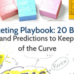Here's a 2020 marketing playbook jam-packed with 20 brand statistics, strategies, and predictions to keep you ahead of the curve! Click here: https://t.co/asai4nLsg7
