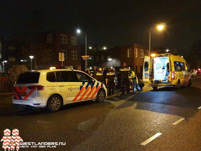 Voetgangster gewond bij ongeluk Kerkstraat https://t.co/yJ86PKhCJj https://t.co/EpYLZC2Irj