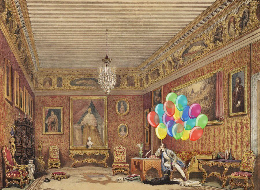 test Twitter Media - RT @pastnow_: Lord Byron celebrates his 32nd  birthday in Ravenna. — January 22 1820. https://t.co/HNuW9VymZl