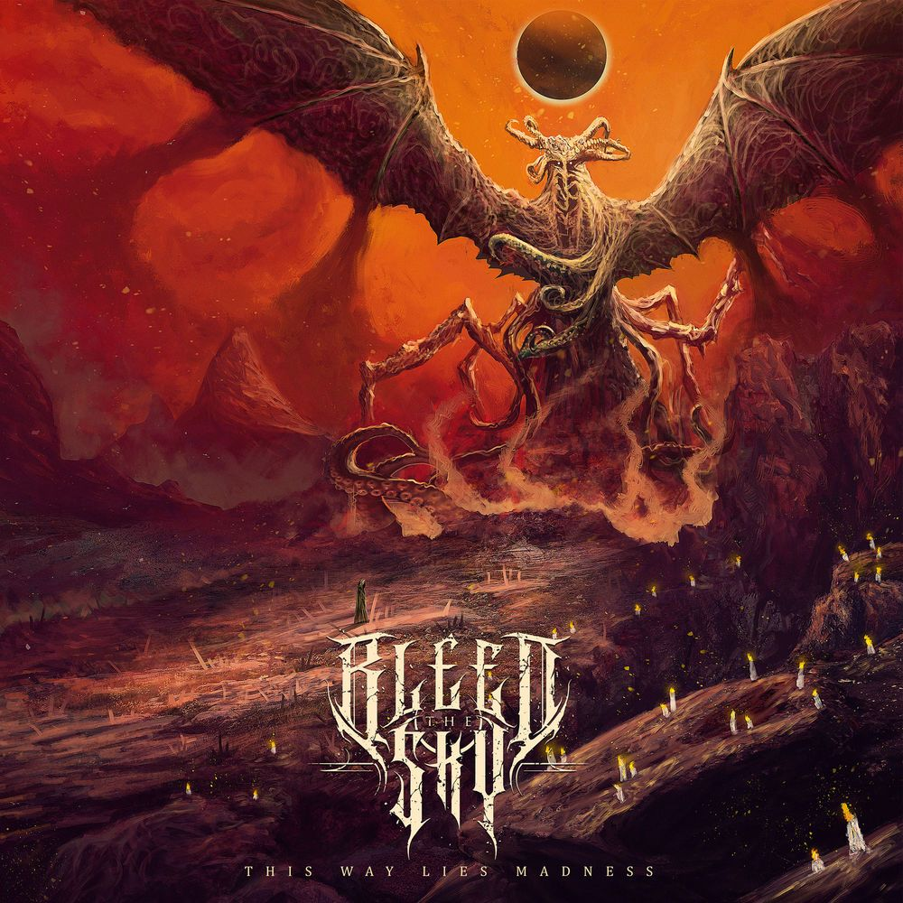 """Californian Metalcore masters BLEED THE SKY released their new album """"This Way Lies Madness"""" on January 17, 2020 via Art is War Records. Any favorite tracks? #bleedthesky #thiswayliesmadness #metalcore #groovemetal #alternativemetal #heavymetal @artiswarrecords @Bleed_The_Sky<br>http://pic.twitter.com/YblJPa4eXT"""