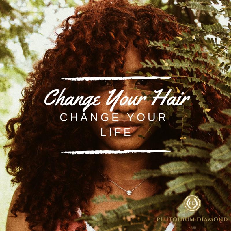 Change your hair, change your life. #PlutoniumDiamondHair * * * *  #beautifulhairstyle#fabulous#lu