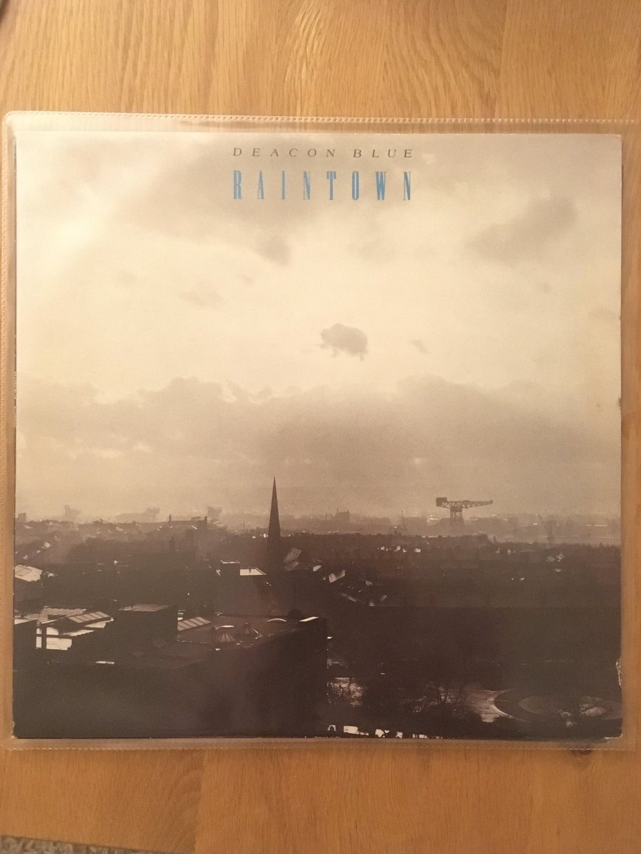 """Loved seeing @deaconbluemusic live at the #BritishGP @SilverstoneUK a few years ago (and live on Radio 2 the other day) """"They'll ask me how I got her, I'll say """" saved my money""""..."""" that ship called Dignity 🎶 🚢#vinylrecords #VinylRevival #DeaconBlue"""