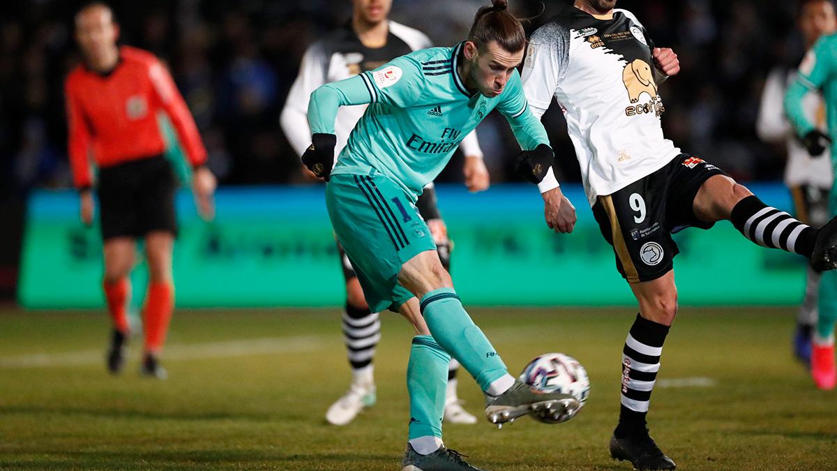 ريال مدريد يتفوق على أونيونيستاس سالامانكا وينجز المهمة بسهولة في كأس الملك (3-1) 🔥🔥